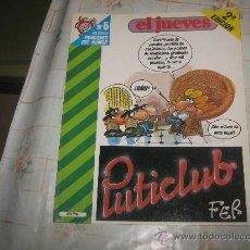 Cómics: PENDONES DEL HUMOR Nº 5 PUTICLUB,LOTE MA,CAJA 4.. Lote 21850576