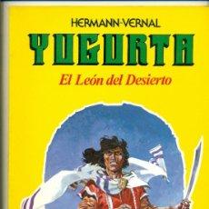 Cómics: YOGURTA TOMO 1 Y 2 - HERMANN Y VERNAL -. Lote 25681615