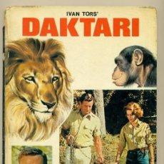 Cómics: DAKTARI - COL. INFANTIL TELE FHER - TAPA DURA - 1968. Lote 25691183