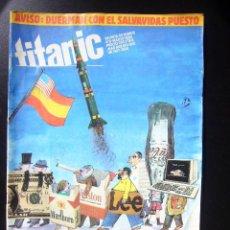 Comics: TITANIC Nº 8 MADE IN USA EL JUEVES 1984 REVISTA DE HUMOR ARX67. Lote 22140844