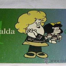 Cómics: MAFALDA 1 - POR QUINO - EDITORIAL LUMEN - 2000 - BUEN ESTADO GENERAL. Lote 22031314