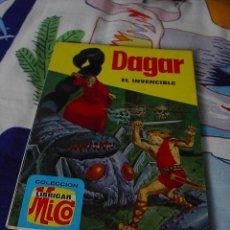 Cómics: DAGAR, EL INVENCIBLE II, COLECCION MICO, FHER, 1975. Lote 22082426
