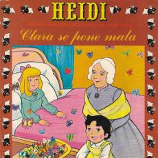 Cómics: HEIDI Nº 8. EDICIONES RECREATIVAS 1977. Lote 22209242