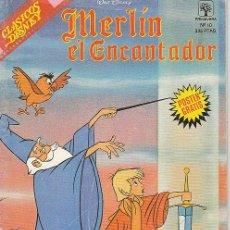 Cómics: MERLIN EL ENCANTADOR, Nº 10. 66 PÁGINAS COLOR.... Lote 22209621