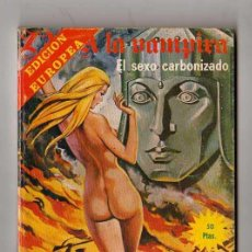 Cómics: (M-0) ZARA LA VAMPIRA - NUM 26 - EDT ELVIBERIA - MADRID - 1976 - SEÑALES DE USO. Lote 22228078