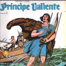 Cómics: PRINCIPE VALIENTE 2. Lote 22570603