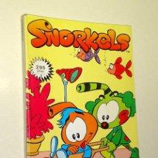 Cómics: SNORKELS, REEDICIÓN Nº 1. MULTILIBRO 1987. GUIÓN: MIGUEL AGUSTÍ, DIBUJOS: JAIME TORRENTE Y FORTUNATO. Lote 25943172
