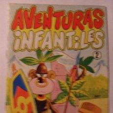Cómics: AVENTURAS INFANTILES Nº 2. Lote 23839896