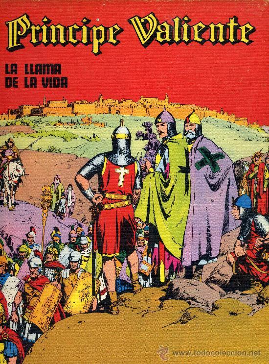 PRINCIPE VALIENTE TOMO 4 (EDITORIAL BURULAN, 1972). HAL FOSTER (Tebeos y Comics - Buru-Lan - Principe Valiente)