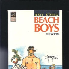 Cómics: BEACH BOYS RALF KONIG. Lote 23180523