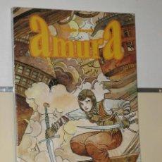 Comics : AMURA COMPLETA RETAPADO DE 6 NUM. GLENAT. Lote 176919314
