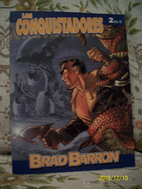 Cómics: BRAD BARRON - Foto 2 - 23316713