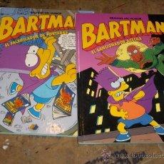 Cómics: BARTMAN NºS 14 Y 15. TAPA DURA. Y PORTES GRATIS.. Lote 23317274