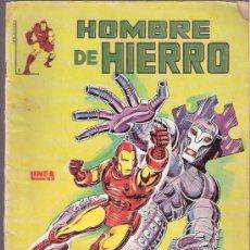 Cómics: TEBEOS Y COMICS - AÑOS 80 - HOMBRE DE HIERRO - EL DEMONIO EN LA BOTELLA. Lote 23594757