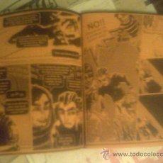 Cómics: RARO ELEKTRO MONKEY COMIX TEBEO COMIC VALENCIA Nº 1 EDICION NARANJA. Lote 26808668