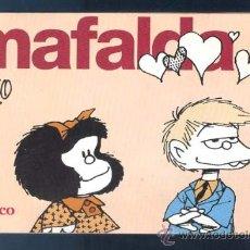 Cómics: MAFALDA / TIRAS DE QUINO / Nº 8 / PUBLICO / 2008. Lote 219610542