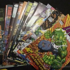 Comics: THE SAVAGE DRAGON. LOTE DEL 1 AL 14. IMAGE. Lote 26104010