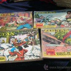 Cómics: ZOLTAN EL ZINGARO EL CINGARO COLECCION COMPLETA ORIGINAL . Lote 26112197