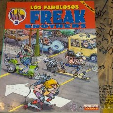 Cómics: LOS FABULOSOS FREAK BROTHERS. EDITORIAL LA CÙPULA 1997. PORTES GRATIS.. Lote 24423646