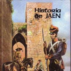 Cómics: HISTORIA DE JAÉN - EDITORIAL GENIL. Lote 27108576