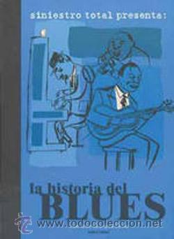 LA HISTORIA DEL BLUES. VVAA. UNDER CÓMIC (Tebeos y Comics Pendientes de Clasificar)