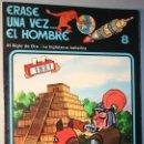 Cómics: ERASE UNA VEZ...EL HOMBRE Nº 8 - EL SIGLO DE ORO / LA INGLATERRA ISABELINA - EDICIONES JUNIOR. Lote 27579969
