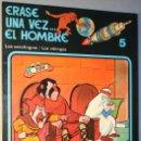 Cómics: ERASE UNA VEZ...EL HOMBRE Nº 5 - LOS CAROLINGIOS / LOS VIKINGOS - EDICIONES JUNIOR. Lote 27579970
