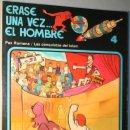 Cómics: ERASE UNA VEZ...EL HOMBRE Nº 4 - PAX ROMANA / LAS CONQUISTAS DEL ISLAM - EDICIONES JUNIOR. Lote 27579971