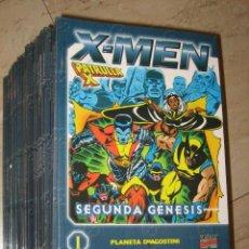 Cómics: X-MEN PATRULLA X COLECCIONABLE COMPLETA 45 NUM. OFERTA PLANETA AGOSTINI DISPONIBLES NUMS. SUELTOS. Lote 221665585