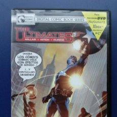 Cómics: DIGITAL COMIC BOOK SERIES - THE ULTIMATES - VOL 1 - Nº 1 - 2 - 3. Lote 24869184