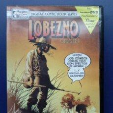 Cómics: DIGITAL COMIC BOOK SERIES - LOBEZNO ORIGEN - VOL 1 - Nº 1 - 2 - 3. Lote 24869205