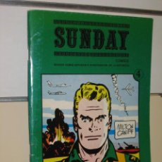 Comics - SUNDAY Nº 4 - MARIANO AYUSO EDITOR OFERTA - 24977758
