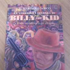 Cómics: BILLY THE KID. EL MARINERO TURCO. EDIT. EDICIONS DE PONENT. Lote 25068202