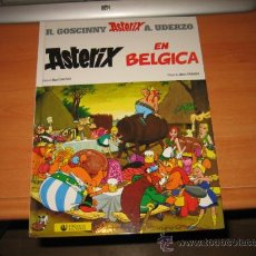 Cómics: ASTEIX EN BLEGICA GOSCINNY-A.URDEZO CIRCULO DE LECTORES 2001. Lote 25113006