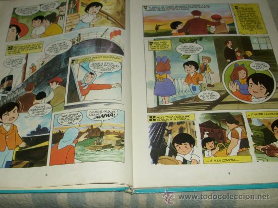 Cómics: MARCO SERIE TV - JAIMES LIBROS - 1977 -CAJA DE AHORROS POPULAR DE VALLADOLID - Foto 6 - 25116617