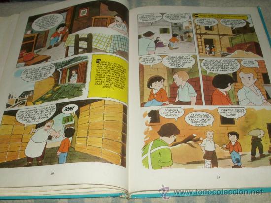 Cómics: MARCO SERIE TV - JAIMES LIBROS - 1977 -CAJA DE AHORROS POPULAR DE VALLADOLID - Foto 7 - 25116617