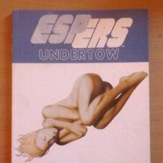 Cómics: ESPERS UNDERTOW. JAMES D. HUDNALL / GREG HORN. EDIT. ALETA. Lote 25120580