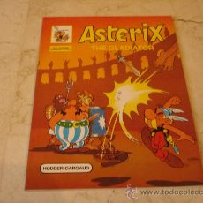 Cómics: ASTERIX AND THE GLADIATOR - DARGAUD 1983. Lote 25189197