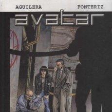 Cómics: AVATAR (AGUILERA - FONTERIZ) - NÚMERO 2 - CJ193. Lote 25244687