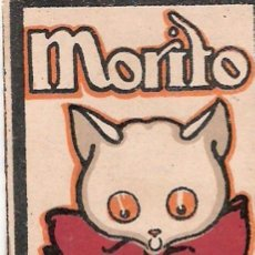 Cómics: CUENTO. MORITO. SERIE LILIPUT.. Lote 25347654