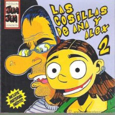 Cómics: LAS COSILLAS DE ANA Y ALEX VOL.2. Lote 25358000