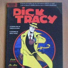 Cómics: DICK TRACY. COLLINS / FLETCHER. EDIT. RECERCA. Lote 25435065
