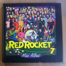 Cómics: RED ROCKET 7 + CD. MIKE ALBRED. EDIT. RECERCA. Lote 25435368