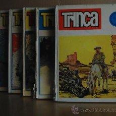 Cómics: TRINCA ---- TOMOS 1-5. Lote 25545718