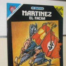Cómics: PENDONES DEL HUMOR Nº 25 MARTINEZ EL FACHA - EL JUEVES - OFERTA. Lote 143640125