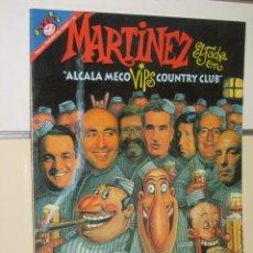 Cómics: PENDONES DEL HUMOR Nº 119 MARTINEZ EL FACHA - OFERTA. Lote 143640090