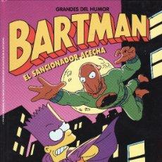 Cómics: EL PERIODICO -- GRANDES DEL HUMOR -- BARTMAN -- EL SANCIONADOR ACECHA. Lote 28458878