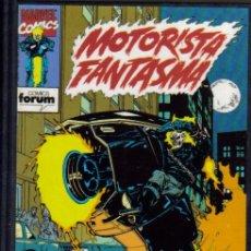 Cómics: EL MOTORISTA FANTASMA TOMO ENCUADERNADO VARIADOS. Lote 25997828