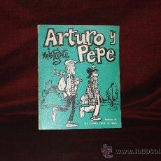 Cómics: 1349- ARTURO Y PEPE. EDIT MYR 1971. MINGOTE.. Lote 26194189