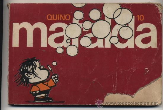 MAFALDA Nº 10. (Tebeos y Comics - Comics otras Editoriales Actuales)